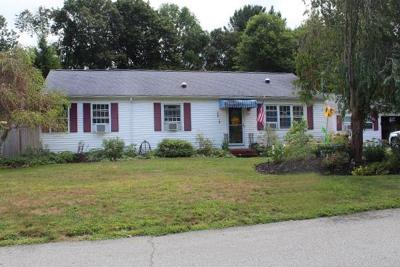 Scituate Single Family Home Act Und Contract: 19 Over Hill Rd