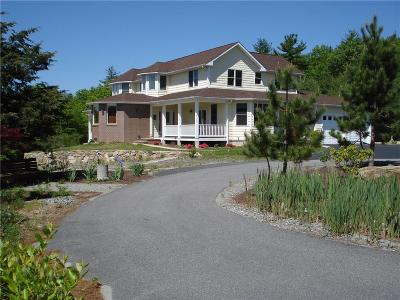Scituate Single Family Home For Sale: 17 Country View Lane