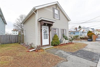 East Providence Single Family Home Act Und Contract: 223 Sutton Av