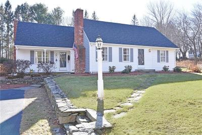 Scituate Single Family Home Act Und Contract: 328 Quaker Lane