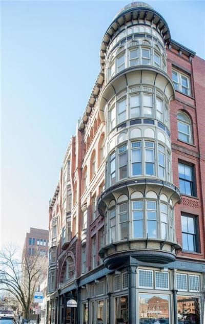 Providence Condo/Townhouse Act Und Contract: 385 Westminster St, Unit#4f #4F