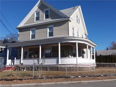 East Providence Multi Family Home Act Und Contract: 50 Jackson Av