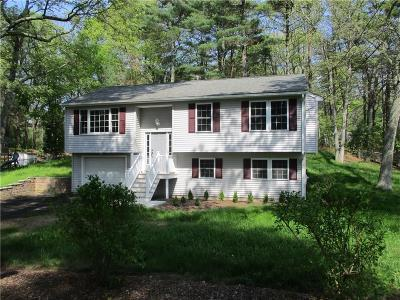 Glocester Single Family Home For Sale: 11 Highland Lake Rd
