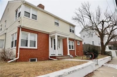 Pawtucket Multi Family Home For Sale: 569 Power Rd