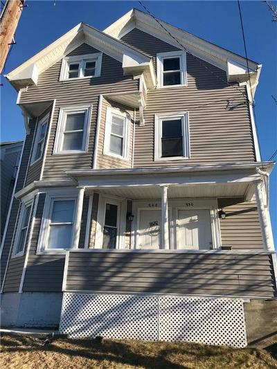 Cranston Multi Family Home Act Und Contract: 948 - 950 Cranston St