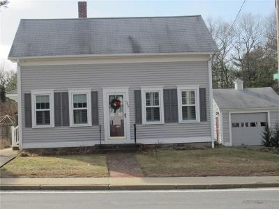 Scituate Single Family Home Act Und Contract: 344 North Rd