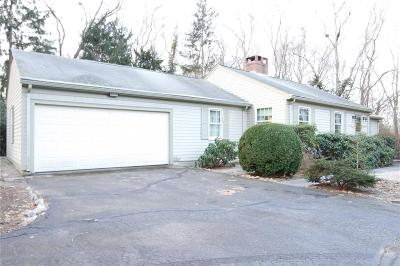 South Kingstown Single Family Home For Sale: 10 Little Rest Rd