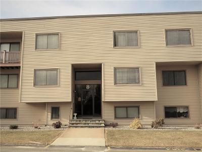 Lincoln Condo/Townhouse For Sale: 196 Old River Rd, Unit#8d South #8D South