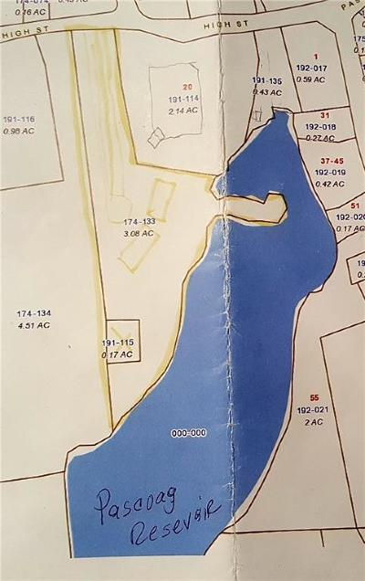 Burrillville Residential Lots & Land For Sale: 0 High St