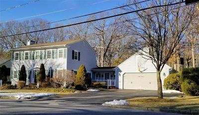 Cranston Single Family Home For Sale: 51 Summit Dr