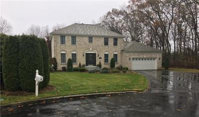 Cranston Single Family Home For Sale: 10 Thyme Dr