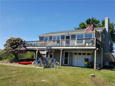 Block Island Single Family Home For Sale: 493 Old Town Rd