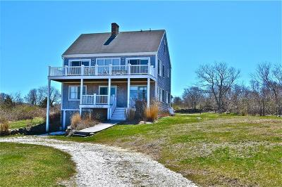 Block Island Single Family Home For Sale: 1611 Off Lakeside Dr