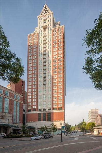Providence Condo/Townhouse For Sale: 1 West Exchange St, Unit#2305 #2305