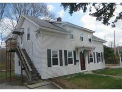 Coventry Multi Family Home Act Und Contract: 301 Pulaski St
