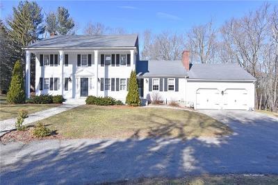 Warwick Single Family Home For Sale: 81 Bayview Av