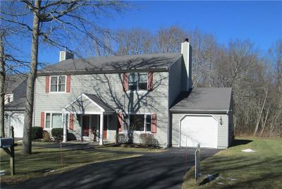 South Kingstown Condo/Townhouse For Sale: 41 Little Woods Path