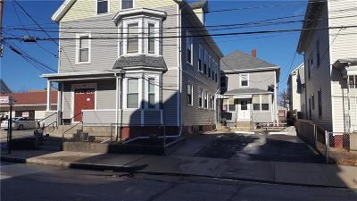 Pawtucket Multi Family Home For Sale: 317 - 321 Weeden St