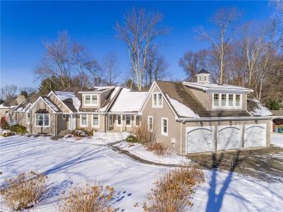 Scituate Single Family Home For Sale: 25 White Birch Cir