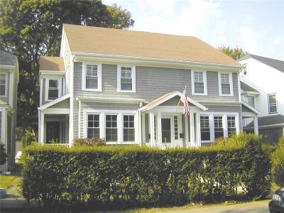 Newport Multi Family Home For Sale: 17 - 19 Pell St