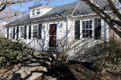 Newport Single Family Home Act Und Contract: 47 Admiral Kalbfus Rd