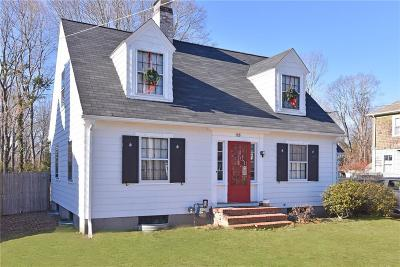 East Greenwich Single Family Home Act Und Contract: 53 Eldredge Av