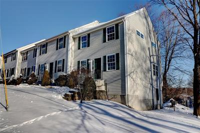 Lincoln Condo/Townhouse Act Und Contract: 13 Central St, Unit#7 #7