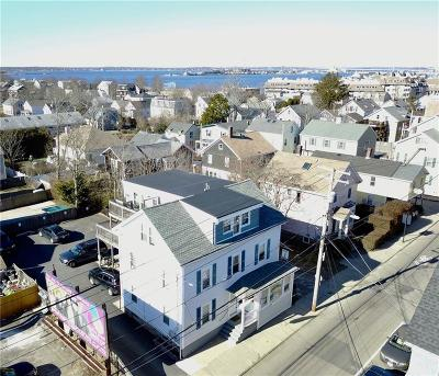 Newport Multi Family Home Act Und Contract: 635 Thames St