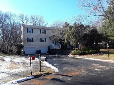 East Greenwich Single Family Home For Sale: 9 Aurora Rd