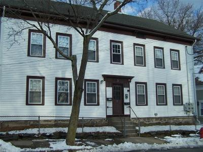 Woonsocket RI Multi Family Home For Sale: $495,000