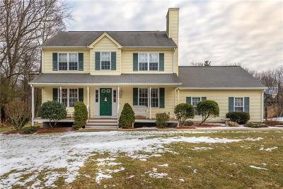 Burrillville Single Family Home For Sale: 75 Finn Rd