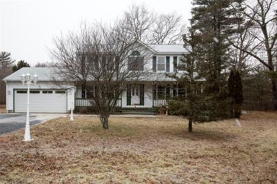 Scituate Single Family Home For Sale: 141 Hope Furnace Rd