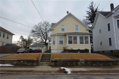 Cranston Multi Family Home For Sale: 100 Chestnut Av