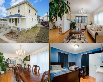 Pawtucket Single Family Home For Sale: 16 Dunnell Lane