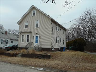 Cranston Multi Family Home Act Und Contract: 56 Monument St