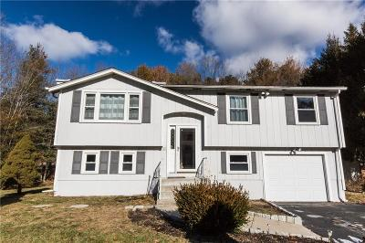 Coventry Single Family Home Act Und Contract: 2 Canyon Dr