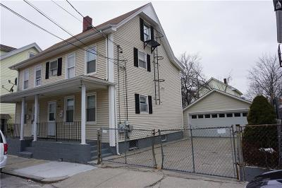 Central Falls Multi Family Home For Sale: 57 Sylvian St