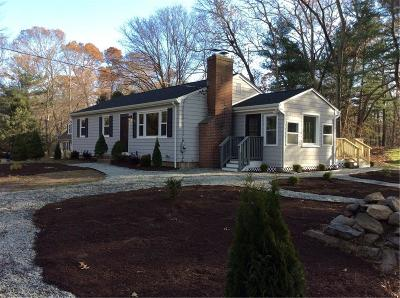 North Kingstown Single Family Home For Sale: 710 Fletcher Rd