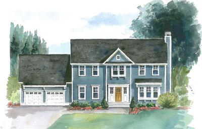 Bristol County Single Family Home For Sale: 0 - Lot 18 Waterview Lane