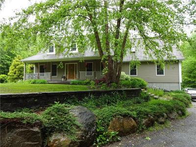 Scituate Single Family Home For Sale: 465 Central Pike