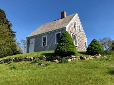 Block Island Single Family Home For Sale: 895 Off Cooneymus Rd