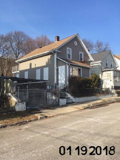East Providence Multi Family Home Act Und Contract: 133 First St