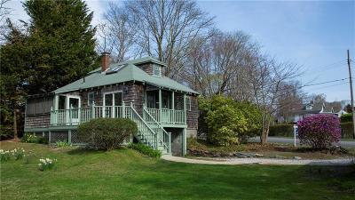 Jamestown Single Family Home For Sale: 170 Conanicus Av