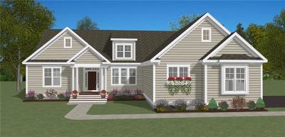 Warren Single Family Home For Sale: Waterview Lane