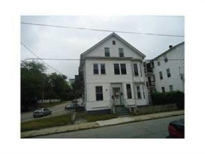 Woonsocket Multi Family Home For Sale: 110 Transit St