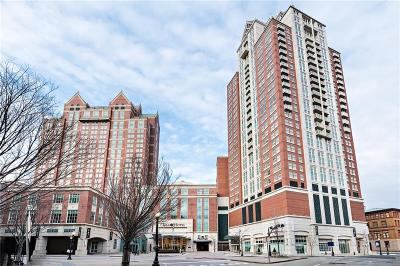 Providence Condo/Townhouse For Sale: 1 West Exchange St, Unit#1808 #1808