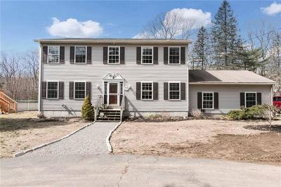 Warwick Single Family Home For Sale: 455 Greenbush Rd