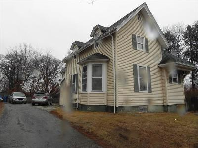 Cranston Multi Family Home Act Und Contract: 45 Beckwith St