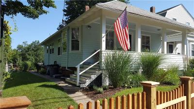 Newport Single Family Home For Sale: 6 Warner St