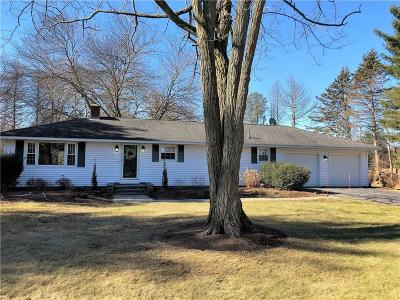 North Kingstown Single Family Home Act Und Contract: 81 Harrison St